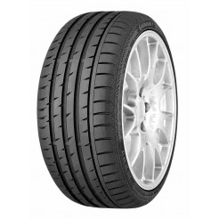 Anvelope Continental ContiSportContact 3 255/45 R19 100Y NO