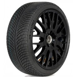 Шины Michelin Pilot Alpin 5 275/50 R19 112V