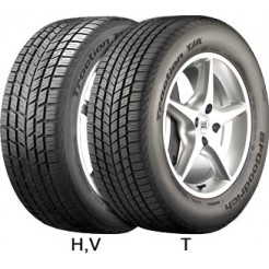 Шины BFGoodrich Traction T/A 245/55 R18 102T