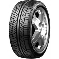 Шины Michelin 4X4 Diamaris 285/50 R18 109W